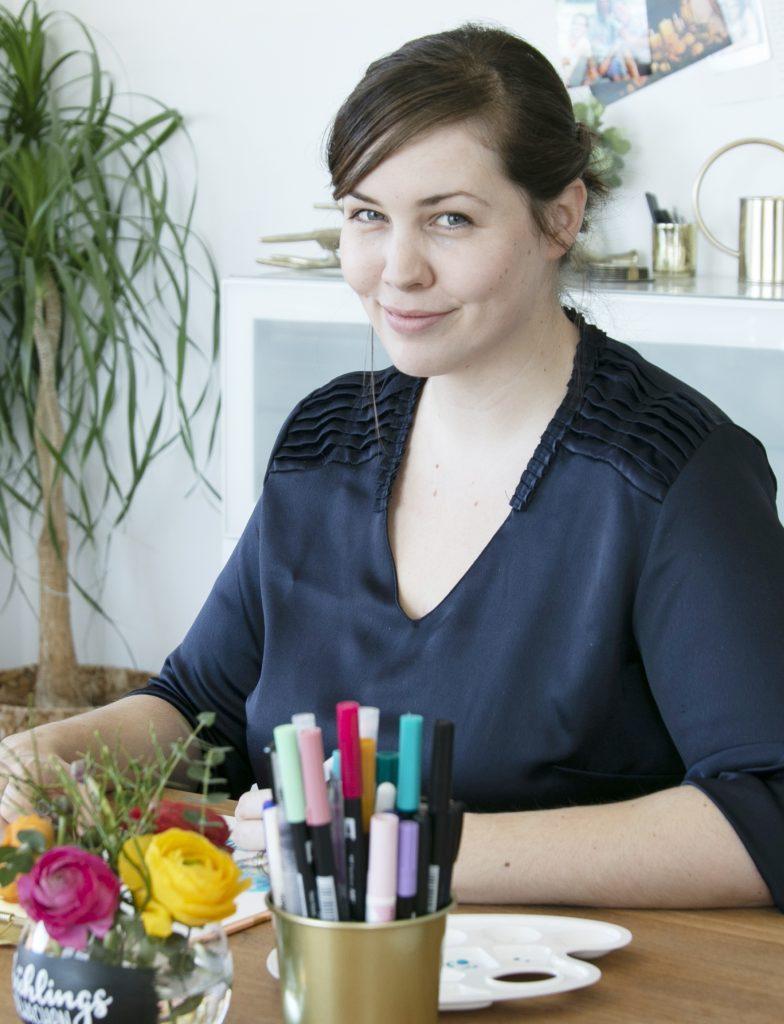 Portrait Isabelle Franchina, ländle-liebelei