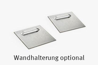 Wandhalterung optional