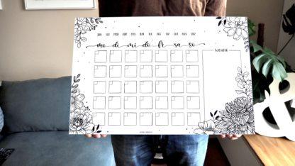 Kalender weiss, Ländle Liebelei