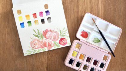 Van Gogh Frau Hölle Floral Pocket Box