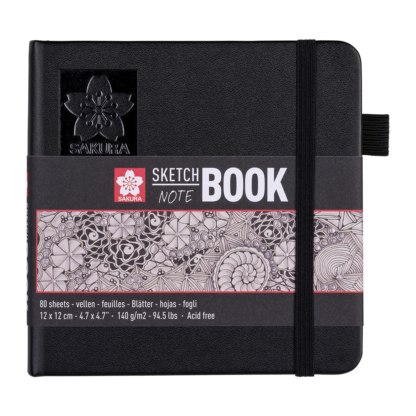 SAKURA Sketch Note Book