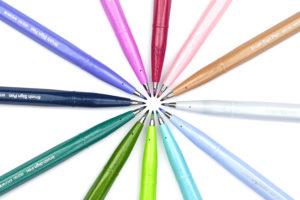 Pentel Sign Pen Brush