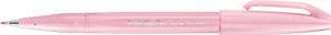 Pentel Sign Pen Brush, Blütenrosa