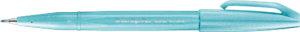 Pentel Sign Pen Brush, Wasserblau