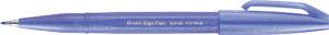 Pentel Sign Pen Brush, Blauviolett