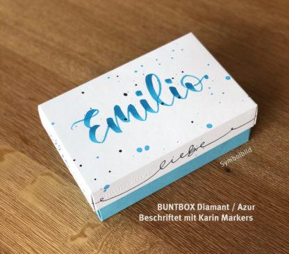 Buntbox Diamant / Azur