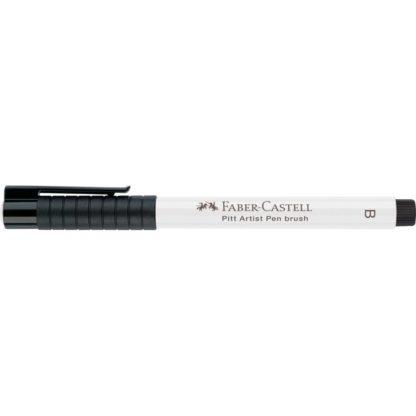 Faber-Castell Pitt Artist Pen Brush, Weiß