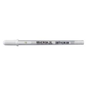 Gelly Roll White 10