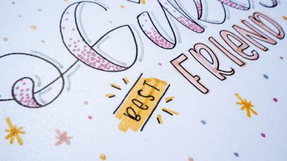 Faber-Castell Textmarker Metallic Artwork laendle.liebelei