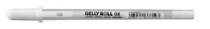 SAKURA Gelly Roll weiss 08