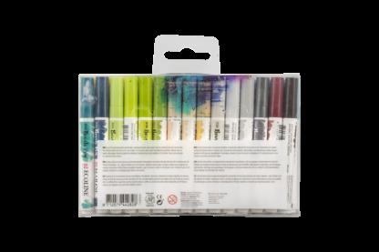 Talens Ecoline Brush Pen 30er-Set Additional