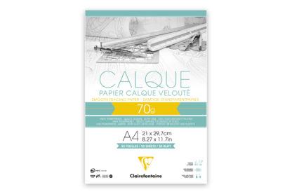 Clairefontaine CALQUE Transparentpapier 70g