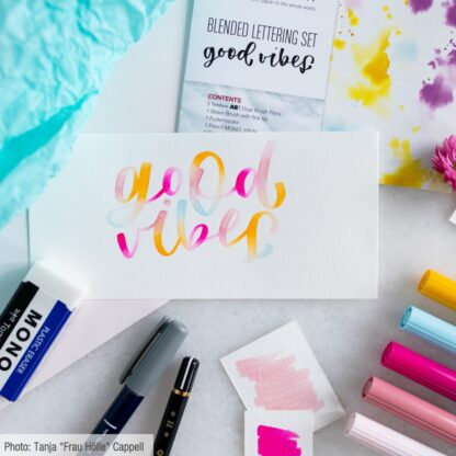 Tombow Blended Lettering Set Good Vibes