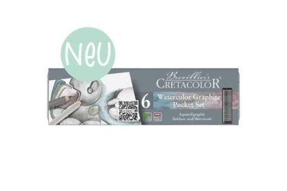 Cretacolor AquaGraph Pocket Box