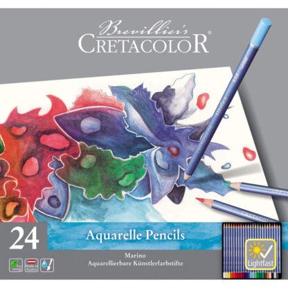 CRETACOLOR Marino Aquarellstifte
