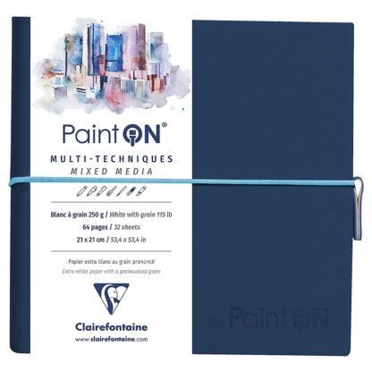 Clairefontaine Paint'ON Skizzenheft