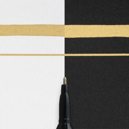 Sakura Pen-Touch Fine Gold