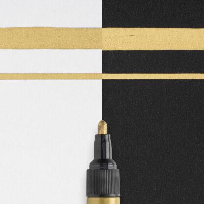 Sakura Pen-Touch Medium Gold