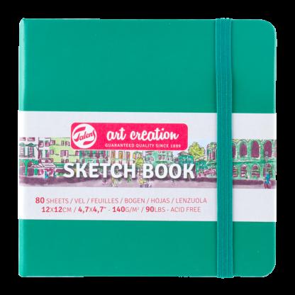 Talens Art Creation Sketch Book 12x12cm